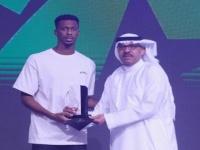 كنو: لم أتوقع تتويجي بجائزة أفضل لاعب سعودي