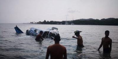 مصرع 5 سائحين في تحطم طائرة في هندوراس