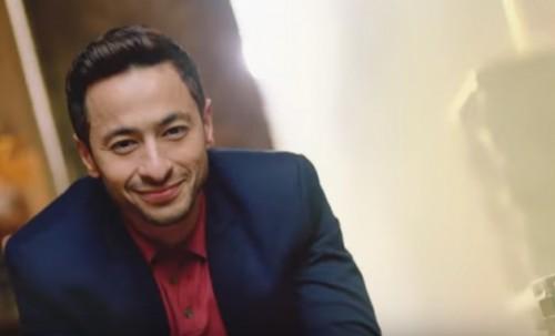 """بالفيديو.. حمادة هلال يطرح كليب """" الناس الحلوة """""""