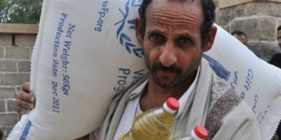 """""""الأغذية العالمي"""": وصلنا لـ10 مليون شخص في اليمن"""