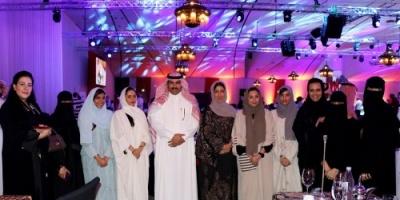 """البرنامج السعودي ينظم حفل إفطار بحضور السفير محمد آل جابر """"صور"""""""
