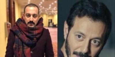 محمد دياب يهنئ النجم مصطفى شعبان بعيد ميلاده (صورة)