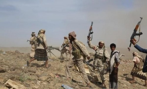 مصرع وإصابة 22 حوثيًا غرب قعطبة في هجوم لقوات الجنوب