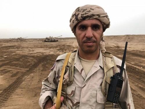 دويد يتعجب من إنقاذ الأمم المتحدة للحوثيين بالحديدة