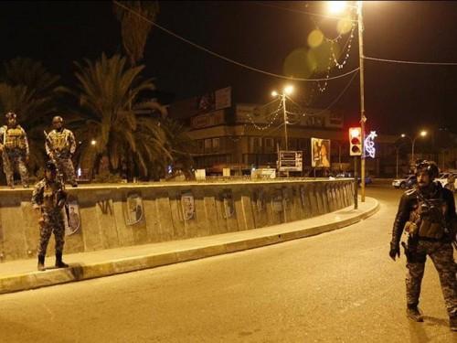 بدء عمليات تمشيط في المنطقة الخضراء ببغداد
