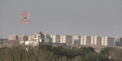 بمدفعية الهاون..مليشيات الحوثي تقصف مواقع العمالقة في الدريهمي