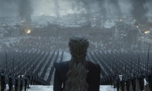 الحلقة الأخيرة من Game Of Thrones تتصدر تتريند تويتر مصر