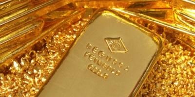 الذهب يستقر قرب أقل مستوى في أسبوعين
