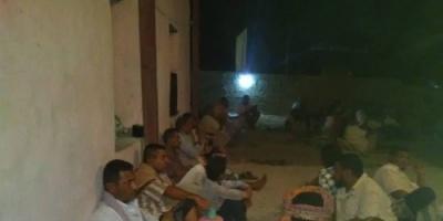 أمسية رمضانية لمناقشة واقع التعليم في مديرية تبن بلحج