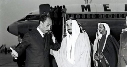 سفارة الإمارات: لم يعشق المصريون شخصا أكثر من الشيخ زايد