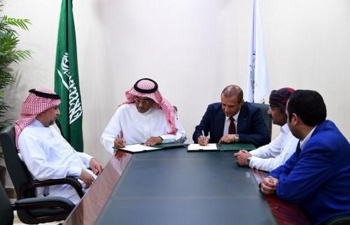بدعم سعودي..توقيع عقدين لعلاج 200 مصاب في اليمن (صور)