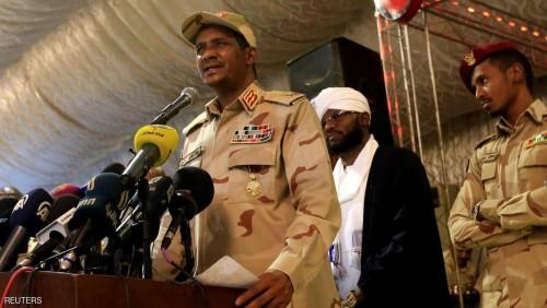 المجلس العسكرس يتوعد كل من يخطط لانفلات أمني بالسودان