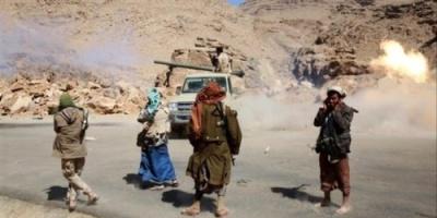 مصرع 10 حوثيين بنيران الجيش في البيضاء ومأرب