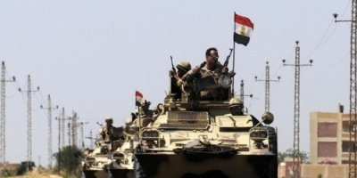 مصر تعلن مقتل 16 إرهابيًا شمالي سيناء