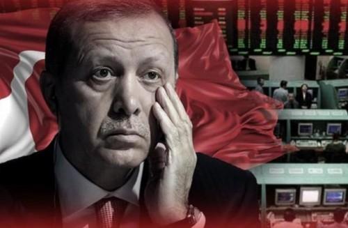 توقعات بانكماش الاقتصاد التركي بنحو 2.6%