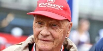 الفورمولا واحد تودع بطلها السابق لاودا