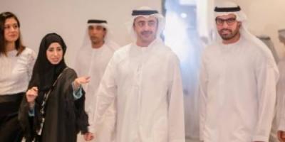وزير الخارجية الإماراتي يبحث مع رئيس وزراء مالي العلاقات الثنائية بين البلدين