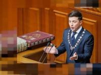 حكومة الرئيس الأوكراني الجديد: استفتاء شعبي على اتفاق سلام مبدئي مع روسيا
