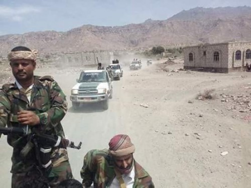 مصرع وإصابة العشرات من الحوثيين في جبهة تورصة بالأزارق (تفاصيل)