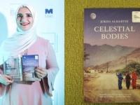 """الروائية العمانية """"الحارثي"""" تفوز بجائزة """"مان بوكر الدولية"""""""