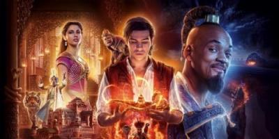 اليوم عرض فيلم Aladdin في الكويت