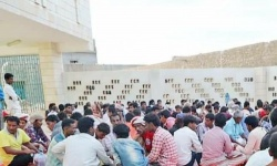 """أكثر من 20 ألف مستفيد من مبادرة """"إفطار صائم"""" بسقطرى (صور)"""