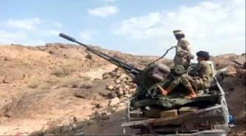 عاجل.. إحباط هجوم حوثي على مواقع القوات الجنوبية في جبهة المشاريح