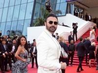 محمد كريم يحضر العرض الخاص لفيلم A Score to Settle بمهرجان كان (صور)