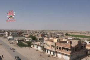 تصعيد حوثي على مواقع العمالقة جنوب الحديدة