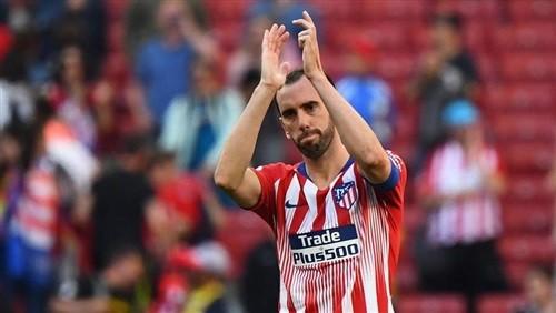 """""""خوانفرن"""" يؤكد رحيله عن أتلتيكو مدريد"""