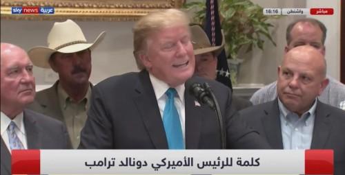 ترامب: إيران تعاني من مشكلات كثيرة منذ انسحابنا من الاتفاق النووي
