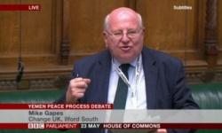 برلمانيون بريطانيون: الوضع في اليمن معقد وإشراك الجنوبيين ضرورة لإحلال السلام