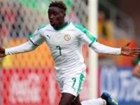 السنغالي سانيا يدخل تاريخ كأس العالم للشباب