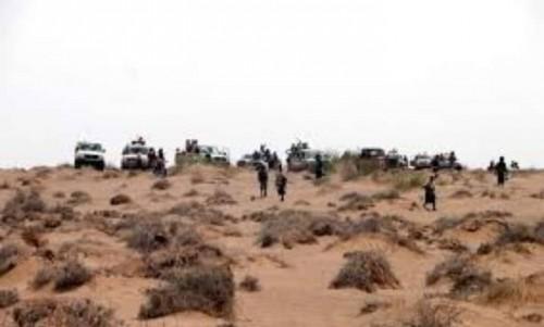 قصف حوثي عنيف على مواقع القوات المشتركة في الجبلية جنوبي الحديدة