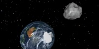 كويكب يقترب من الأرض غدًا بسرعة رهيبة