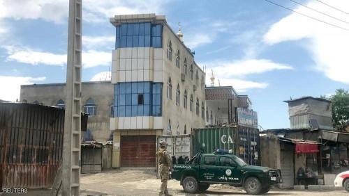 مصرع 3 أشخاص بينهم رجل دين بارز وإصابة 20 آخرين في كابول