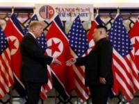 كوريا الشمالية: أمريكا المسئولة عن إفشال محادثات زعيما البلدين