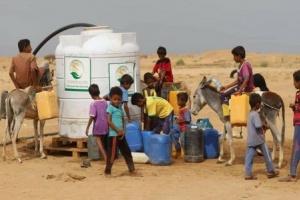 بدعم سعودي.. استكمال مشروع المياه والإصحاح البيئي في محافظة حجة