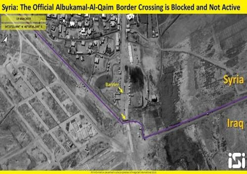 إيران تبني معبرًا سريًا لتهريب السلاح بين سوريا والعراق (تفاصيل)