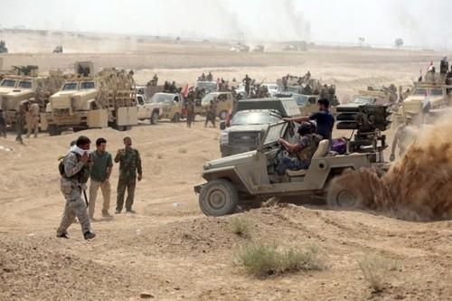 مقتل وإصابة 4 أشخاص في هجوم داعشي بصلاح الدين العراقية