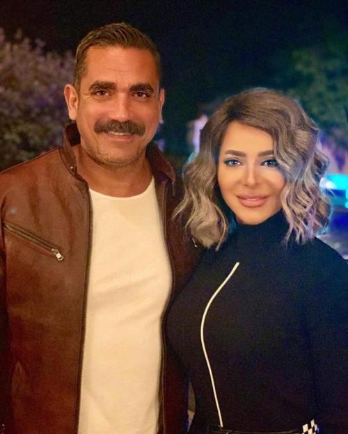 """سوزان نجم الدين ضيفة شرف أمير كرارة في """" كلبش 3 """""""