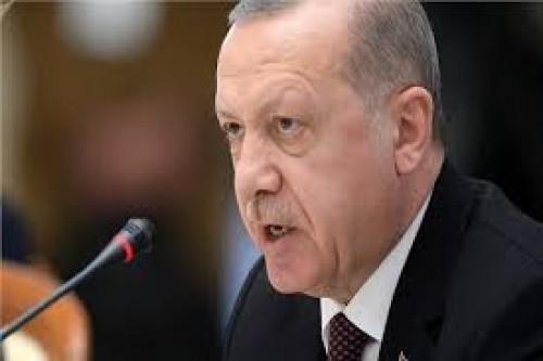 أردوغان يدعم الحوثيين (فيديو)