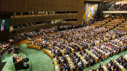 الأمم المتحدة تصادق على 4 قرارات قدمتها السعودية فى مجال منع الجريمة