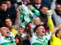 سيلتيك الاسكتلندي يتوج بطلا للثلاثية المحلية