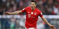 ليفاندوفسكي يسيطر على نهائيات كأس ألمانيا