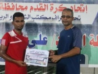 فحمان يفوز على الشرطة ويتأهل إلى نصف نهائي بطولة المريسي