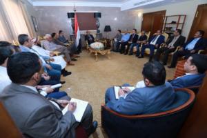 غالب: اجتماع علي محسن يثبت النوايا التآمرية ضد الجنوب