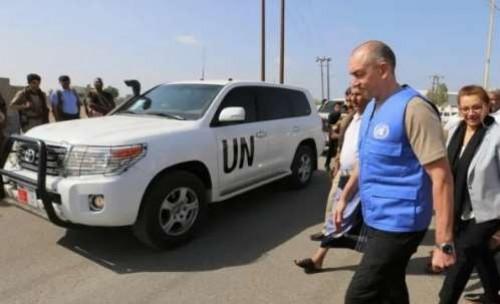 لوليسغارد يصل إلى العاصمة عدن لبحث إعادة انتشار الحديدة