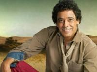 محمد منير ينتهي من تسجيل أغنية جديدة  لمستشفى سرطان الأطفال