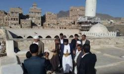 مليشيا الحوثي تسرق صدقات المكفوفين في الجامع الكبير بصنعاء (تفاصيل خاصة)